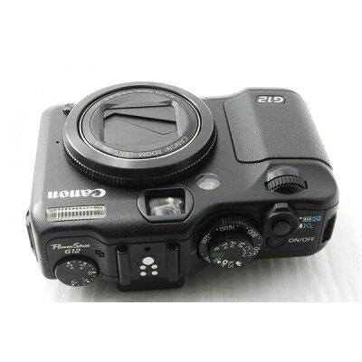 Canon コンパクトデジタルカメラ PowerShot G POWERSHOT G12
