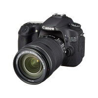 Canon EOS 70D (W) EF-S18-135 IS STM