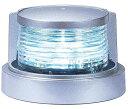 KOITO 小糸製作所 LED小型船舶用船灯 第三種マスト灯 マストライト ボディ色 シルバー 発光色 白 MLM-4AB3S