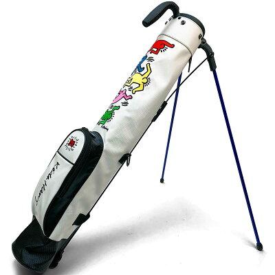 キースヘリング ゴルフ スタンドクラブケース Dancing Dogs  5Figs KHCC 01