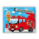日本ホールマーク バースデーオルゴールカード 消防車 運転手EAO-732-035