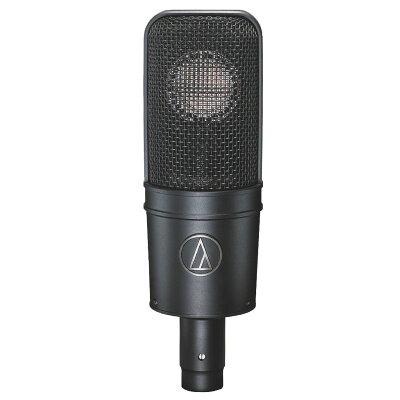 audio-technica コンデンサーマイク サイドアドレスマイクロフォン AT4040