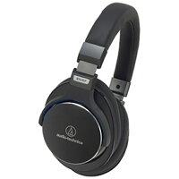 audio-technica ヘッドホン ATH-MSR7 BK