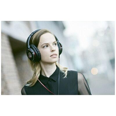 audio-technica ヘッドホン SOLID BASS ATH-WS770 BRD