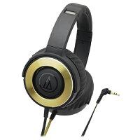 audio-technica ヘッドホン SOLID BASS ATH-WS550 BGD