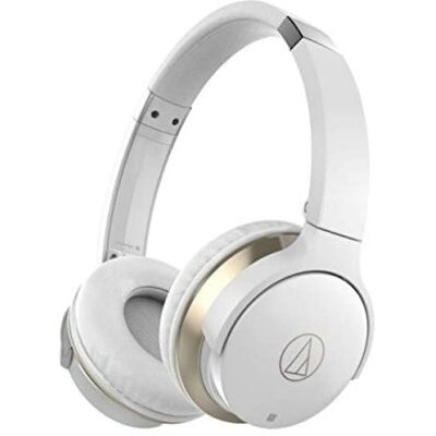 audio-technica ヘッドホン Sound Reality  ATH-AR3BT WH