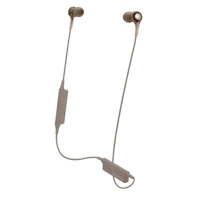 audio-technica ワイヤレスヘッドホン ATH-CK200BT BG