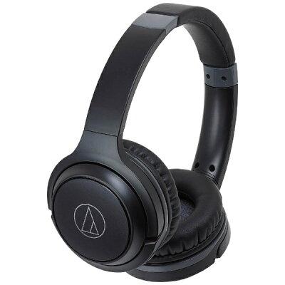 audio-technica ワイヤレスヘッドホン ATH-S200BT BK