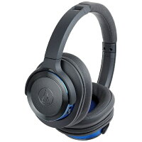 audio-technica ワイヤレスヘッドホン ATH-WS660BT GBL
