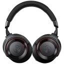 audio-technica ワイヤレスヘッドホン ATH-WS990BT BRD