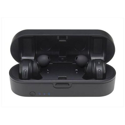 audio-technica ワイヤレスヘッドホン ATH-CKR7TW BK