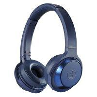 audio-technica Bluetoothヘッドホン ATH-WS330BT BL