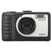 RICOH 防水・防塵・業務用 デジタルカメラ G G800