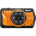 RICOH 防水 デジタルカメラ WG WG-6 ORANGE