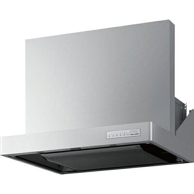 オフ パロマ prh-vra752-r レンジフード 右排気 高品位ホーロー 整流版付き  幅 スライド前幕板 paloma