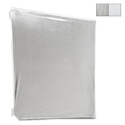 フォトフレックス パネルファブリックN 3939 99×99cm ホワイト/シルバー LP3939WS