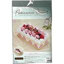 サンフェルト フェルトキット パティスリーソレイユ 苺のデコレーションケーキ PS3-20