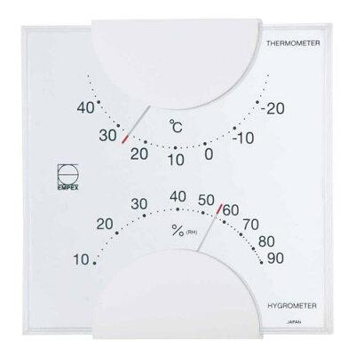 エルム温・湿度計