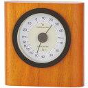 エンペックス 温湿度計 イートン TM-6429 クリアボックス TM6429
