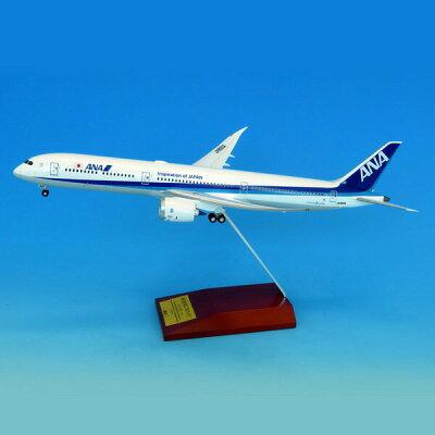 1/200 787-10 JA900A 完成品 WiFiレドーム・ギアつき 全日空商事
