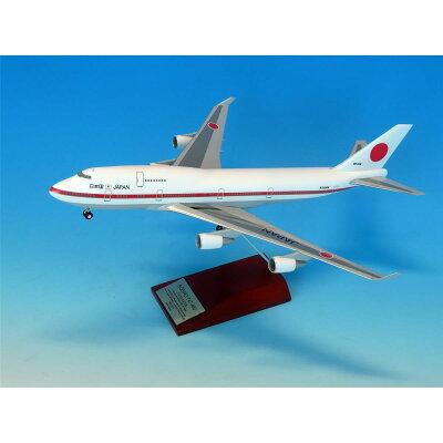 1/200 747-400 20-1101 政府専用機 完成品 ギアつき 全日空商事