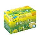 ハリウッド 抹茶&レモン(7g×30包)