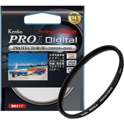 ケンコー・トキナー PRO1D プロテクター W 43mm 黒枠 243510