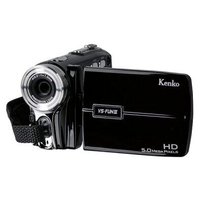 Kenko ビデオカメラ VS-FUN 3