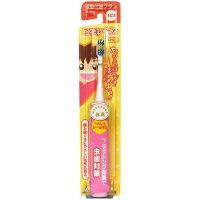 電動歯ブラシ こどもハピカ 本体 やわらかめ ピンク