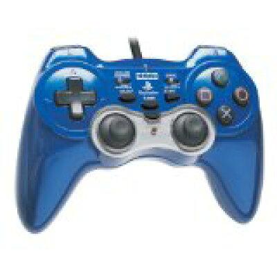 PS2 アナログ振動パッド2 TURBO ブルー PlayStation2