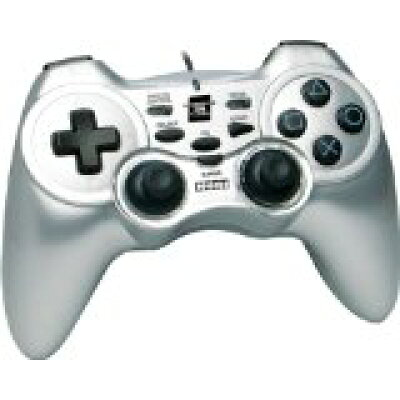 PS3用 ホリパッド3ターボ シルバー PlayStation 3