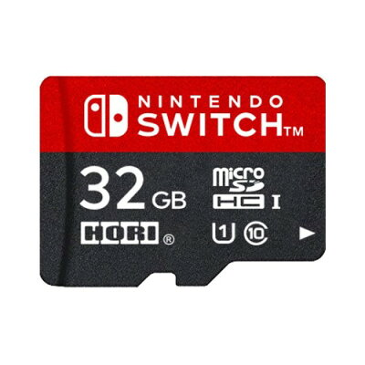 HORI microSDカード32GB for Nintendo Switch NSW-043