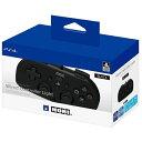 ワイヤードコントローラーライト for PlayStation4 ブラック ホリ