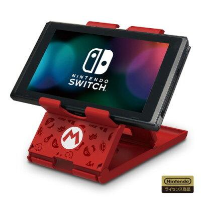 HORI プレイスタンド for Nintendo Switch スーパーマリオ NSW-084 プレイスタンドNSW