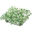 YDM/ミックスミニグリーンマット ホワイトグリーン/GL5151-WGR 造花 グリーン グリーン2 ガーランド・マット