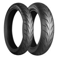 ブリヂストン BRIDGESTONE MCS07664 BATTLAX BT39 R 120 80-17 61H