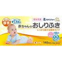 アンドコンフォート 赤ちゃんのおしりふき 厚手タイプ(70枚入*2コパック)