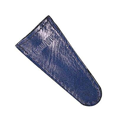 長谷川刃物 はさみ用 レザーケース 小 LS-80-BU ブルー