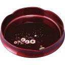 玉虫塗 桜 8.0梅型菓子鉢 2131004