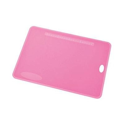 SHIMOMURA/下村工業 ソフトまな板ワイド ピンク