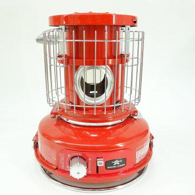 アラジン ポータブルガスヒーター/SAG-BF02/R レッド