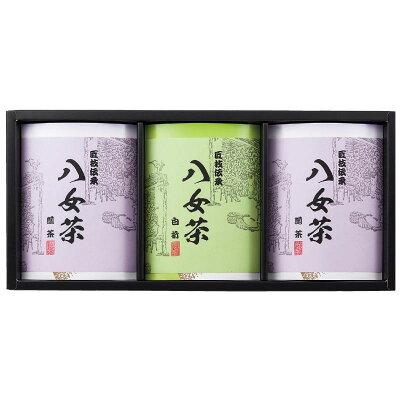 寿力物産 八女茶ギフト SGY-25 7046-032 1251055