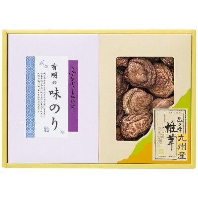 椎茸 海苔 無添加 詰合せ AFN-30 2917-069