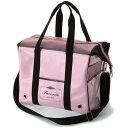 Vinita お気に入りキャリーバッグ ピンク