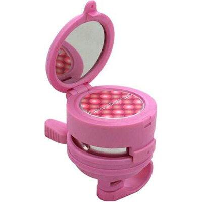 扇工業 ファッションミラーベル ピンク