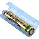 単4が単3になる電池アダプター ブルー ADC430BL(1コ入)