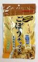 タクマ食品 ごぼうチップス 黒胡椒七味 65g