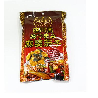 タクマ食品 四川風おつまみ麻婆茄子 50g