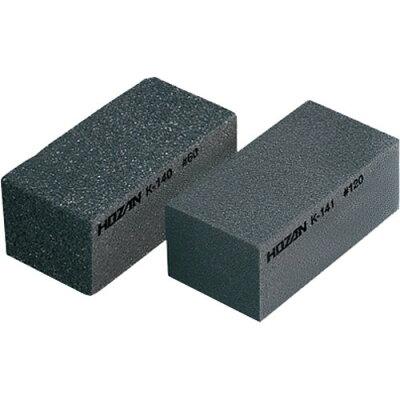 HOZAN ラバー砥石 金属表面のサビ取り 粒度 120 K-141(1コ入)