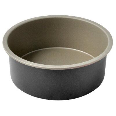 ブラックフィギュア デコレーションケーキ型 15cm D-003(1コ入)